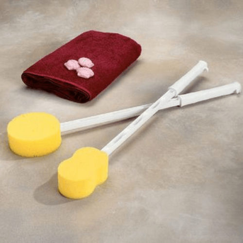 Bath Sponge Long Handle