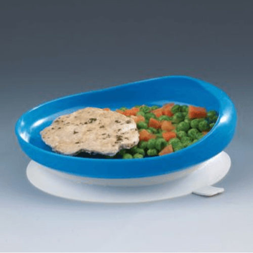 Scoop Plate W/Suction