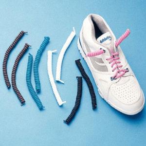 Shoe Laces Coil Elastic