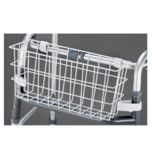 Walker Basket with Plastic Insert