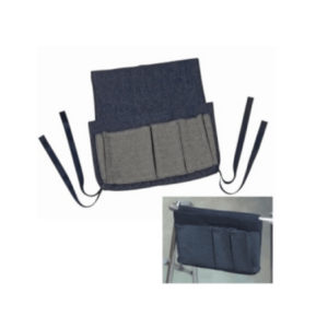 Universal Walker Pouch With Multiple Compartments