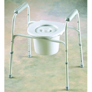 Commode Aid