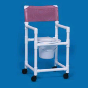 Rolling Shower Chair (PVC)