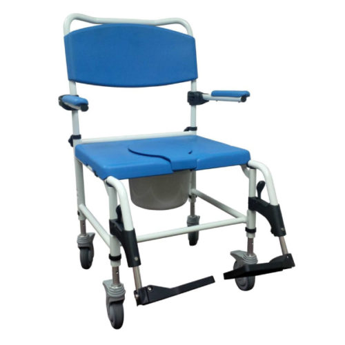 Rolling Shower Chair (Bariatric)