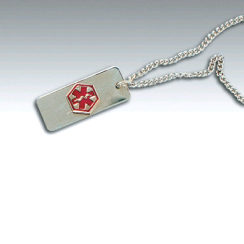 ID Necklace (Stainless)