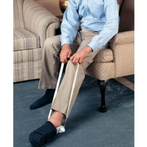 Sock Aid Garter Style