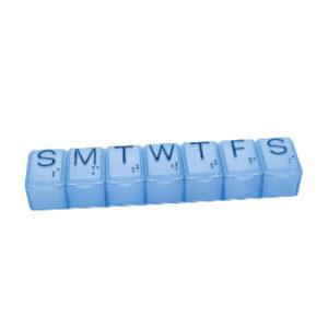 Pill Box Small 7-Day