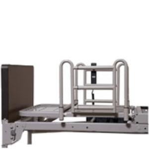 Bed Rails For Hospital Bed (Quarter Rail)