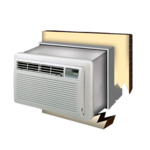 Air Conditioner - Through Sleeve