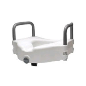 Toilet Seat Riser With Handles