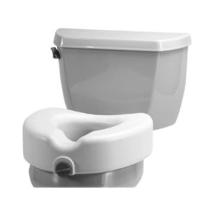 Toilet Seat Riser Without Handles