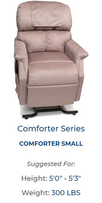 Comforter – Small