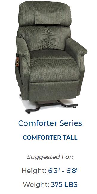 Comforter – Tall