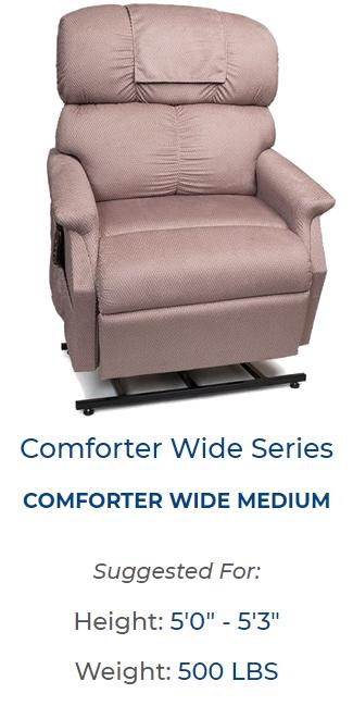 Comforter – Wide Medium