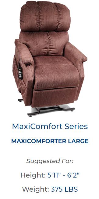 Maxi Comfort – Large
