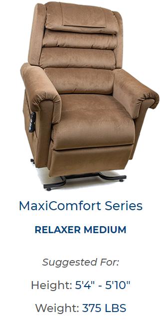 Relaxer – Medium