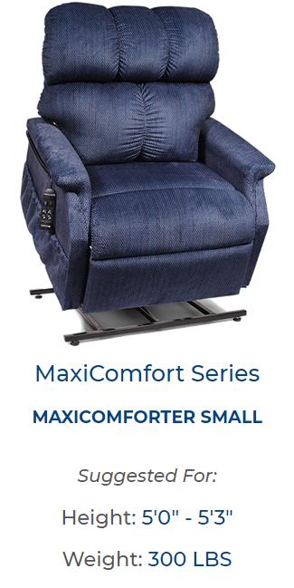 Maxi Comfort – Small