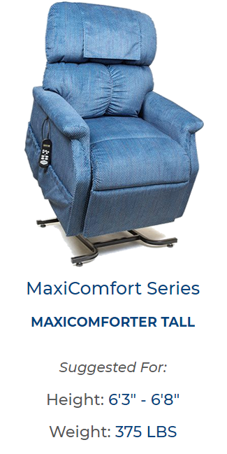 Maxi Comfort – Tall