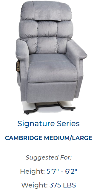 Cambridge – Medium/Large