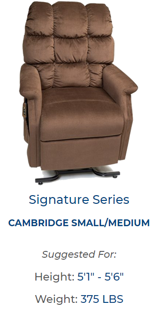 Cambridge – Small/Medium