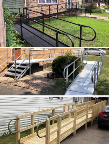 APA Medical Ramp Installation