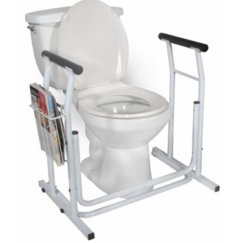 Free-standing Toilet Safety Rail
