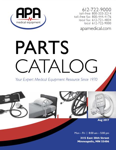 APA Parts Catalog