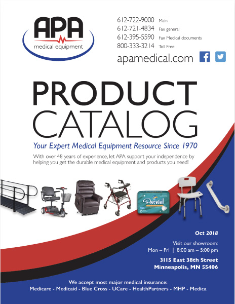 APA Product Catalog