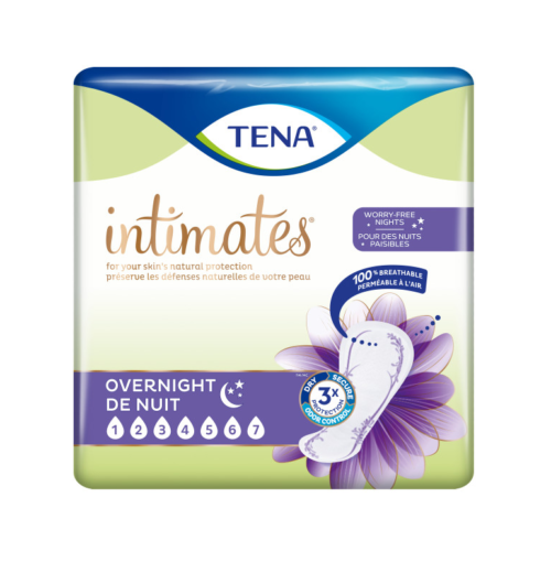 Incontinence supplies pads