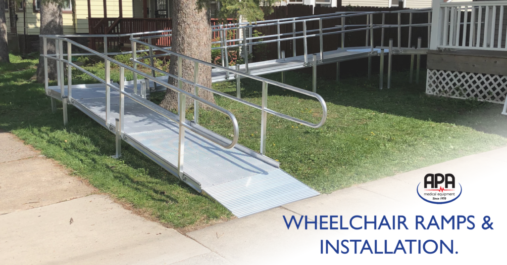 Wheelchair Ramps in Minneapolis